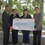 Ann Kiely fundraising for Liver Unit Nov 2011