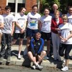 Clodagh Phelan Mini Marathon 2012