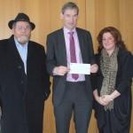 Pat Horan Liver Unit fundraising November 2012