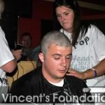 Head Shave for Liver Unit Sept. 2013