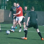 Dunnes Stores Charity Football Match 2013