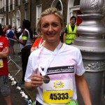 Jennifer Dillon Bushe Women's Mini Marathon 2014