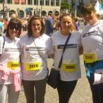 Nicola Kavanagh Mini Marathon 2013