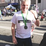 Raymond O'Reilly, Dublin Marathon 2013