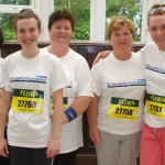 2010 Mini Marathon - McCormack & Longmore Family