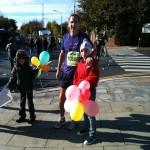 Keith Cassidy - Dublin City Marathon 2010