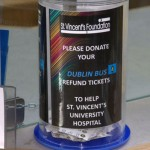 Bus Ticket Collection Box 2011
