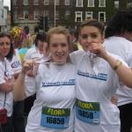 Hannah Yorke - Mini Marathon 2011