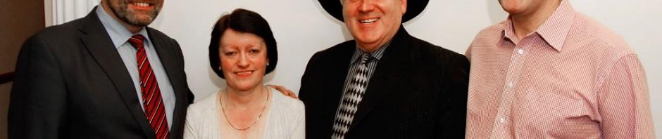 Peter & Josephine McLoughlin