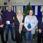 Cullen family presentation for Dialysis Unit Dec 2011