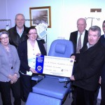 Sugarloaf Lions cheque presentation Jan 2012