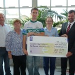 Jason McHugh Liver Unit Fundraising 2014