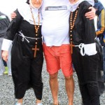 Eamonn & Mary Burke's New Years Day Swim 2015