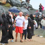 Eamonn & Mary Burke's Annual New Year's Day Swim for the Liver Unit