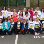 Forde Family & Friends Co. Laois  Mini Marathon for Liver Unit 2015