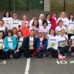 Forde Family & Friends Co. Laois  Mini Marathon for Liver Unit 2015