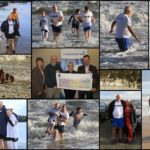 Eamonn & Mary Burke's New Year's Day Swim 2017 for the Liver Unit