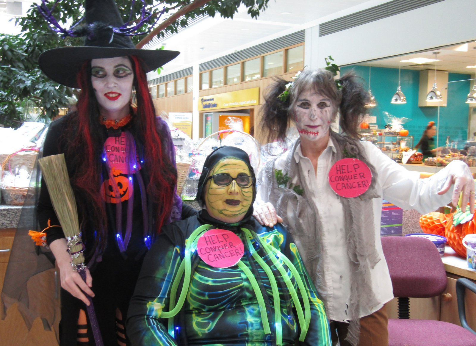 Share breast cancer halloween costumes